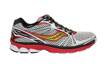 saucony Men&#039;s ProGrid Guide 5 white/red/gold